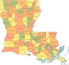 Louisiana employer account