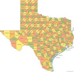 Texas employer account